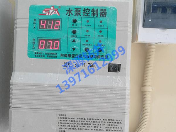 武汉打井公司的水泵全自动控制器