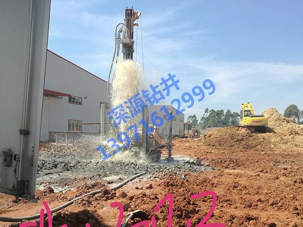武汉钻井公司非洲施工现场